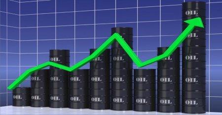 Цены на нефть за день выросли более чем на 5 процентов