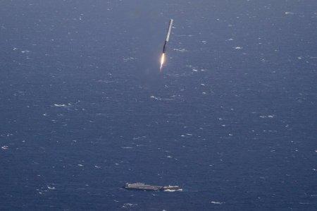 SpaceX: Ракету Falcon можно будет запускать до 100 раз
