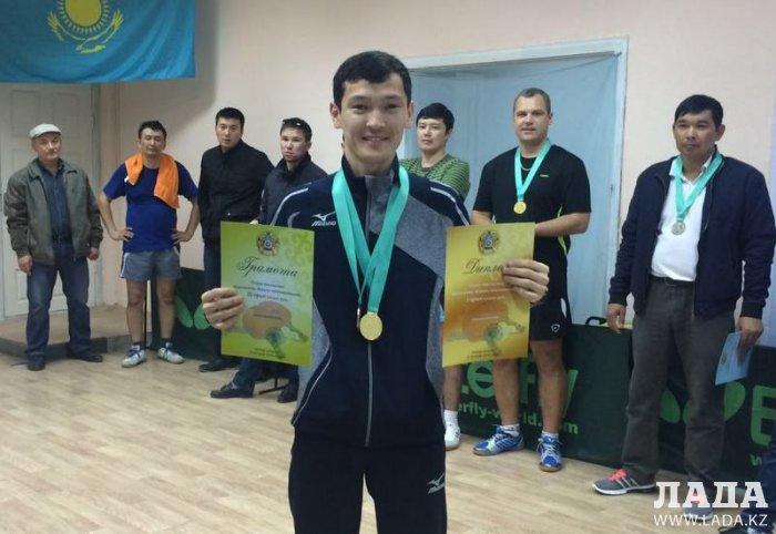 В Актау определили победителей чемпионата области по настольному теннису