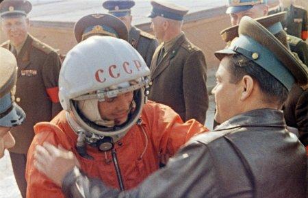 Гагарин 55 лет назад триумфально открыл эру пилотируемой космонавтики