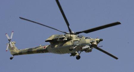 Вертолет ВКС РФ разбился в Сирии, двое летчиков погибли