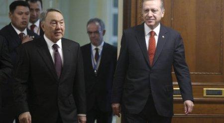 Назарбаев и Эрдоган сделали специальное обращение