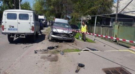 За рулём BMW, разорвавшем на части пешеходов, находился сотрудник УССО МВД