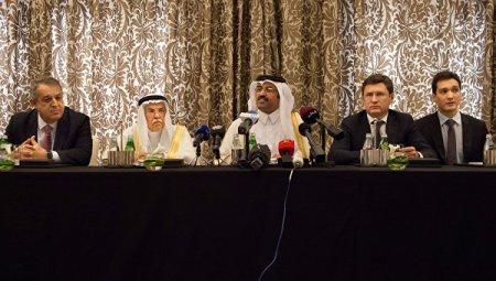 Встреча в Дохе по заморозке добычи нефти завершилась без соглашения