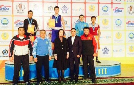 Боксеры из Мангистау завоевали четыре медали на международном турнире в Актобе