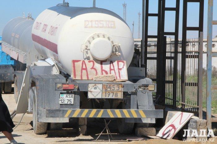Ситуация на газовых заправках Актау по-прежнему остается напряженной