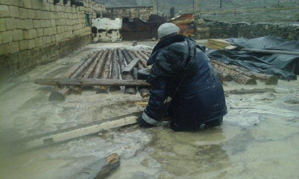 Потоп в поселке Шайыр