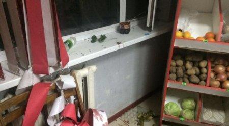 Продавцу магазина в Караганде разбили голову из-за куска мыла