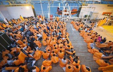 Главари Коза Ностры объявили войну мигрантам