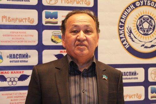 Две команды юниоров футбольного центра «Каспий» приняли участие в I туре чемпионата РК по футболу