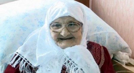 Костанайская долгожительница отметила свое 114-летие