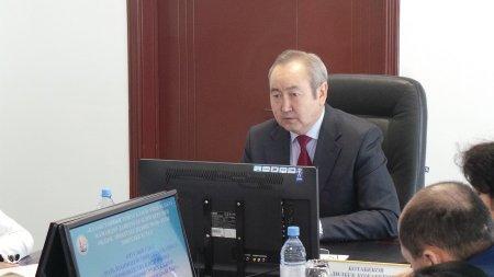 В Каспийском государственном университете им.Ш.Есенова обсудили проблемы подготовки морских специалистов