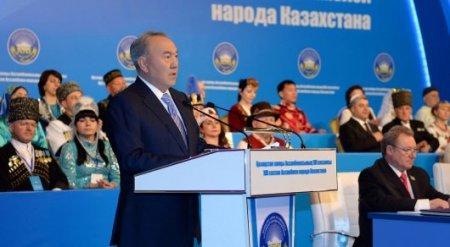 """Мне не нравится слово """"чиновник"""" - Назарбаев"""