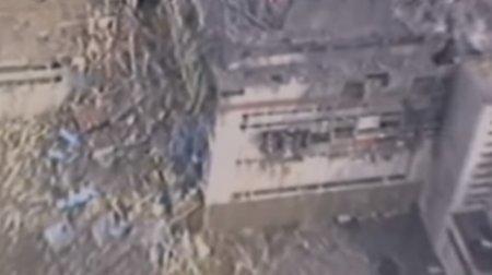 Ликвидация аварии на Чернобыльской АЭС. Архивные кадры