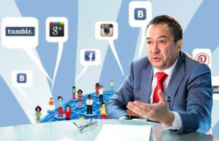 Бредовой идеей назвали предложение Сулейманова запретить соцсети