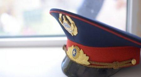 Водитель облил полицейского мочой в Караганде