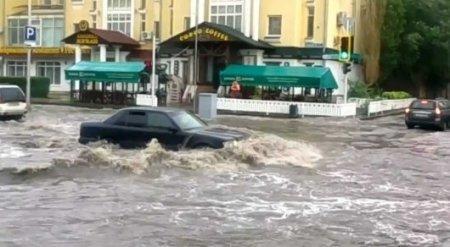 Президент Казахстана про потопы после дождя: Астана - Венеция, что ли?