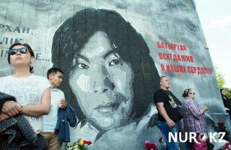 Памяти солдата любви: прошел год со смерти Батырхана Шукенова