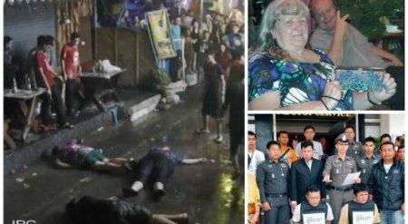 В Таиланде толпа зверски избила пожилых британских туристов
