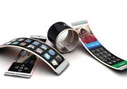 Полностью гибкий смартфон презентовали в Китае