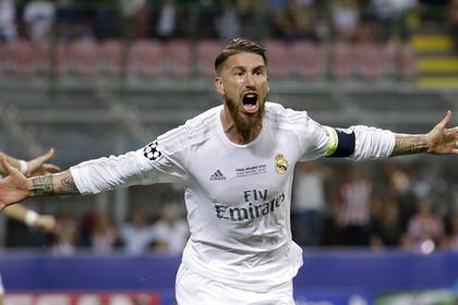 Мадридский «Реал» выиграл Лигу чемпионов