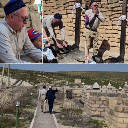 Цель поездки посла США на запад Казахстана объяснили в американском посольстве