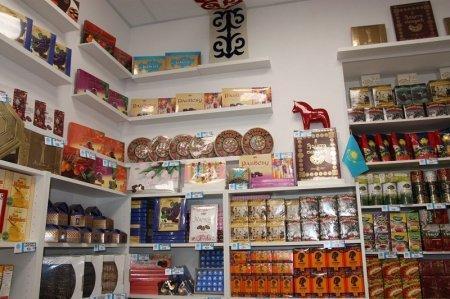 Магазин казахстанских продуктов открылся в центре Москвы