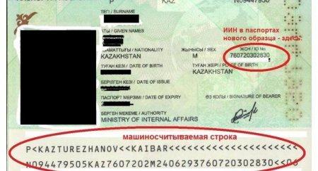 КТА: казахстанцев со старыми паспортами без ИИН не выпустят за границу