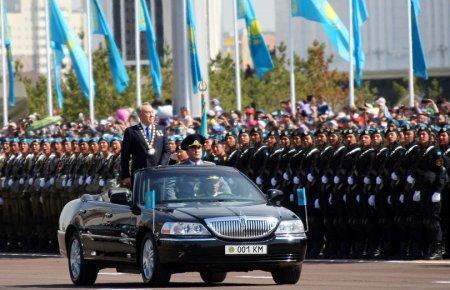 Парада в честь 9 мая в Казахстане не будет
