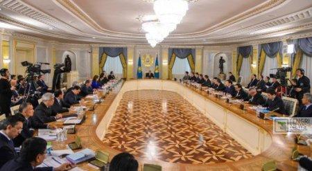 Министерство нацэкономики и Минсельхоз не справились со своей работой - Назарбаев