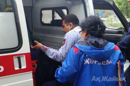 В ДВД Алматы утверждают, что полицейские, попавшие в аварию, были трезвыми