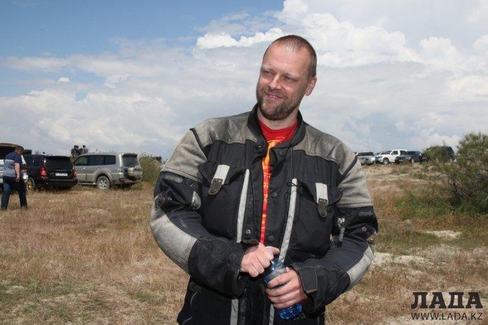Ралли-кросс «Железный плацдарм» в Актау организаторы посвятили Великой Победе