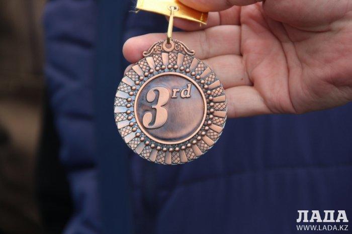 Юные хоккеисты из Актау стали бронзовыми призерами III тура чемпионата Казахстана