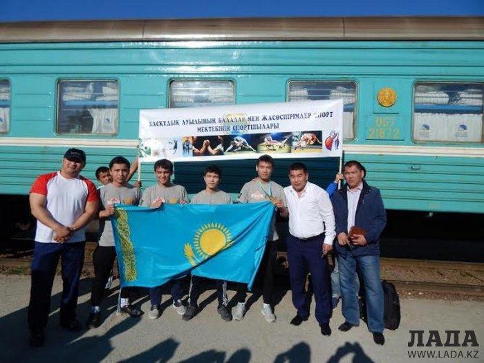 Мангистауский спортсмен Ыбырай Шолпанов завоевал титул чемпиона Азии по армрестлингу