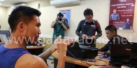 Казахстанского полицейского ограбил тайский трансвестит