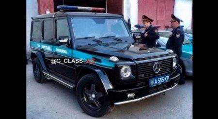В МВД Казахстана объяснили необходимость полицейских Gelandewagen и Cayenne