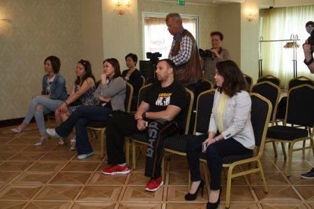 Талап Иматалиев: Бодибилдинг значительно облегчает жизнь людям со сколиозом