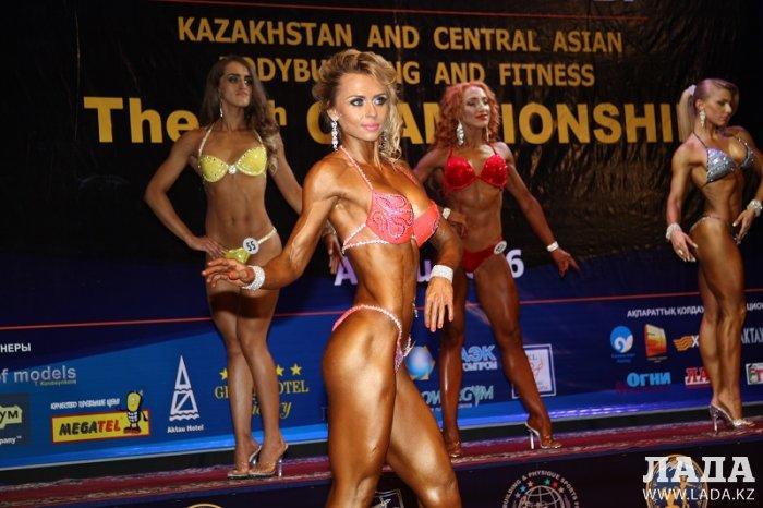 Более 80-ти спортсменов из трех стран стали участниками чемпионата Казахстана и Средней Азии по бодибилдингу и фитнесу в Актау