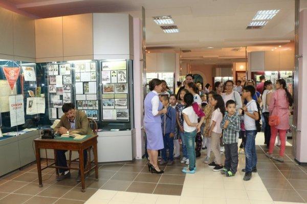 В Актау прошла акция «Ночь в музее»