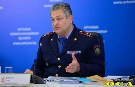 МВД: Несанкционированных митингов в Казахстане не было