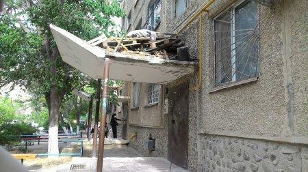Люди не имеют понятия о правилах общежития