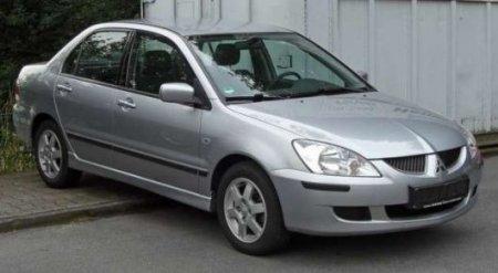 В Казахстане отзывают автомобили Mitsubishi Lancer