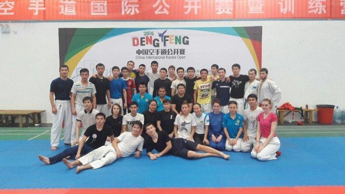 Гаухар Чайкузова из Актау стала серебряным призером международного турнира по карате-до в Китае