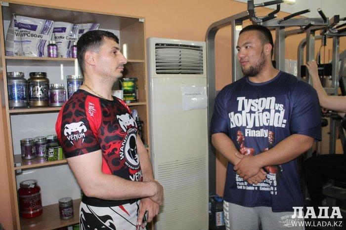 Нурсултан Амантай: Бодибилдинг и фитнес – это стиль жизни и здоровое тело