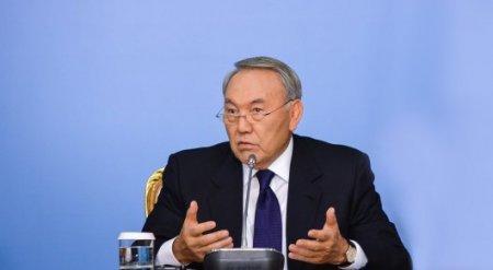 Назарбаев предложил ввести налог на офшоры