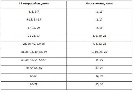 Абай Кожабаев: Уничтожение сухостоя и полив зеленых насаждений внутри микрорайонов Актау проводят по графику
