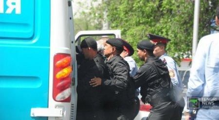 Генпрокуратура РК высказалась о попытках проведения незаконных митингов