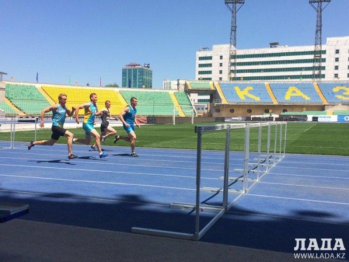 Легкоатлеты из Актау завоевали семь медалей на Кубке Казахстана в Алматы