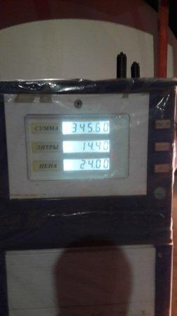 Газ в Актобе
