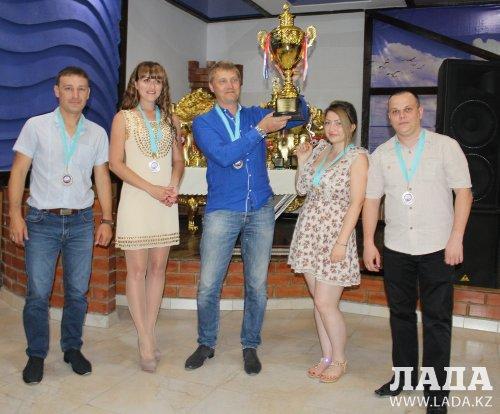 Обладателем Кубка Актау по боулингу стала команда «Кронос»